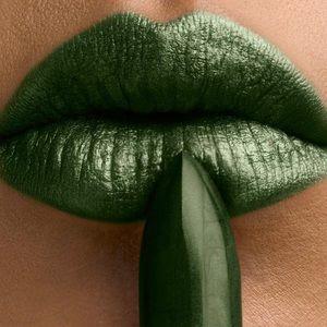 Maybelline metallic lipstick